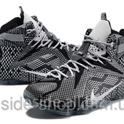 Кроссовки Nike Lebron 12 BHM EP 42 фото