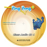 Jennifer Health Ping Pong 1: Class CDs фото
