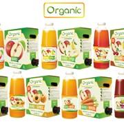 Сок натуральный Organic, 3л уп. фото