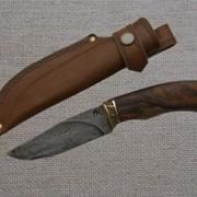 Нож из дамасской стали №38 фото
