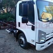 Автомобиль грузовой ISUZU NQR 90 шасси фото
