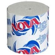 """Туалетная бумага """"Nova"""" без втулки (40шт/уп) фото"""