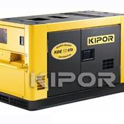 Электростанция однофазная дизельная KIPOR KDE 12 STAО ном.мощ. 8,5кВт фото
