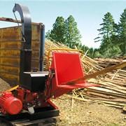 Рубительная машина DP 660 E 30 кВт фото
