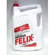 Антифриз Felix Carbox 10 кг красный фото
