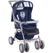 Коляска Bertoni Combi + сумка для мамы Blue Anchor фото