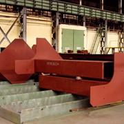 Сварные балки для промышленных зданий фото