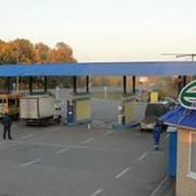 Услуги газоснабжения (заправки метаном) транспортных средств фото