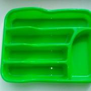 Вкладыш для столовых приборов(цв.салатовый) 770113 фото