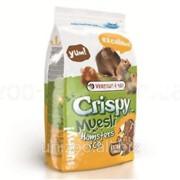 Корм для хомяков, крыс, мышей и песчанок Versele Laga Crispy Hamster 1 кг фото