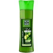 Шампунь для волос Чистая линия 400мл 2 в 1 на отваре целебных трав фото