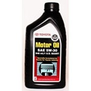 TOYOTA Motor Oil SAE 5W30 SN (ПЛАСТИК) (0,946л) масло моторное п/с фото