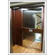 Лифты пассажирские с нижним машинным помещением фото