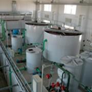 Установки очистки сточных вод серии SWP фото