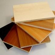 Древесностружечные плиты шлифованные однослойные двухслойные и многослойные фото