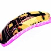 """Заколка 901430 BBox пластик д/волос с замком """"банан"""" см_10*2,5 в пласт.пакете уп.12 шт ( ц. за 1 шт) фото"""