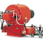 Промышленные двухступенчатые прогрессивные газовые горелки PYR 6 GR 50Hz фото