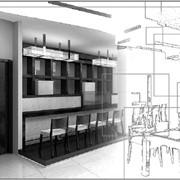 Разработка дизайн-проекта помещения фото