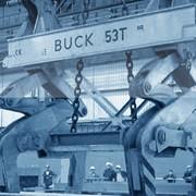 Монтаж и наладка металлургического оборудования агломерационных фабрик фото