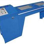 Оборудование для производства рукавов высокого давления, Cтенд для статического испытания рукавов высокого давления фото