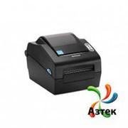 Принтер этикеток Bixolon SLP-DX423CEG термо 300 dpi темный, Ethernet, USB, RS-232, отрезчик, кабель, 106598 фото