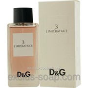 «L'Imperatrice№3» D&G -женские фото