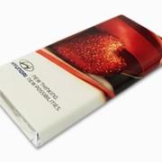 Шоколад 100 гр. с логотипом фото