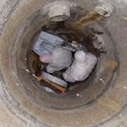 Санация канализационных сетей фото