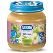 `Пюре - яблоки` Nestle Germany (Германия) фото