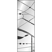 Обработка пескоструйная на 1 стекло артикул 3-05 фото