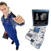 Ремонт, сервисное обслуживание медоборудования фото