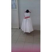 Платье детское фото