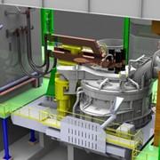 Оборудование для сталеплавильных цехов фото
