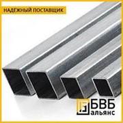 Труба алюминиевая профильная 60х40 АД31Т фото