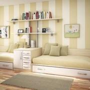 Мебель для детских комнат, вариант 7 фото