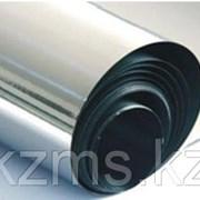 Лента танталовая ТВЧ фольга(рулон) 0,05 х 120 фото