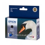 Картридж Epson C13T08114A I/C black for R270/290/RX590 фото