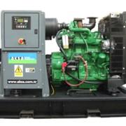 Дизельный генератор AJD 62-6 фото