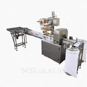 Горизонтальная машина для упаковки и укладывания в мешки хлебобулочных изделий ФЛМ 2000 фото