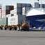 Перевозки грузовые мультимодальные фото
