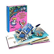 Роберт Сабуда Книга-панорама «Алиса в стране чудес» на русском фото
