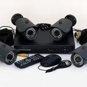 Комплект видеонаблюдения Green Vision GV-K-M 6304DP-CM01 фото