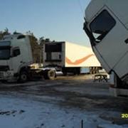 Седловый тягач VOLVO FH 12, 380 - 420 документы фото