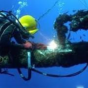 Подводно-строительные работы фото