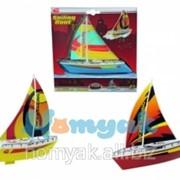 Парусная лодка фото