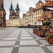 Прага – замок Глубок* — Чешский Крумлов* — Дрезден* – Карлов Вары фото