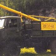 Бурильно-крановая машина БМ-302Б фото