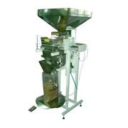 Дозатор весовой дискретного действия Д-03 (серия 138-50) (ковшовый) предназначенный для фасовки сыпучих продуктоподготовленную тару - пакеты, коробки и пр. фото