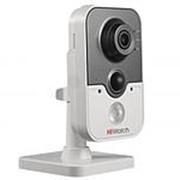"IP камера HiWatch DS-I214 (6 mm) (CMOS 1/4"", 1280 × 720, H.264, MJPEG, Onvif, LAN, PoE) фото"