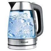 Чайник электрический Maxwell MW-1053 ST 1.7л фото
